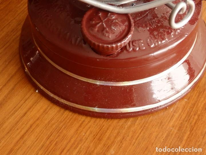 Antigüedades: #MEVA 865 #farol #quinque #candil #farolillo - Foto 6 - 220777362