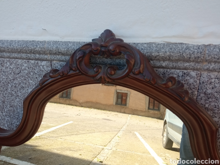 Antigüedades: Espejo completo. - Foto 2 - 242891885