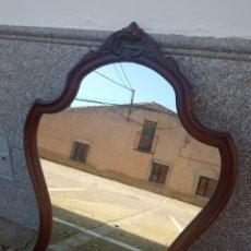 Antigüedades: ESPEJO COMPLETO.. Lote 242891885