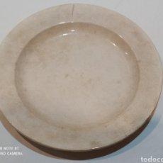 Antigüedades: FUENTE REDONDA GRANDE DE CARTAGENA SIGLO XIX SELLO INCISO. Lote 242906140