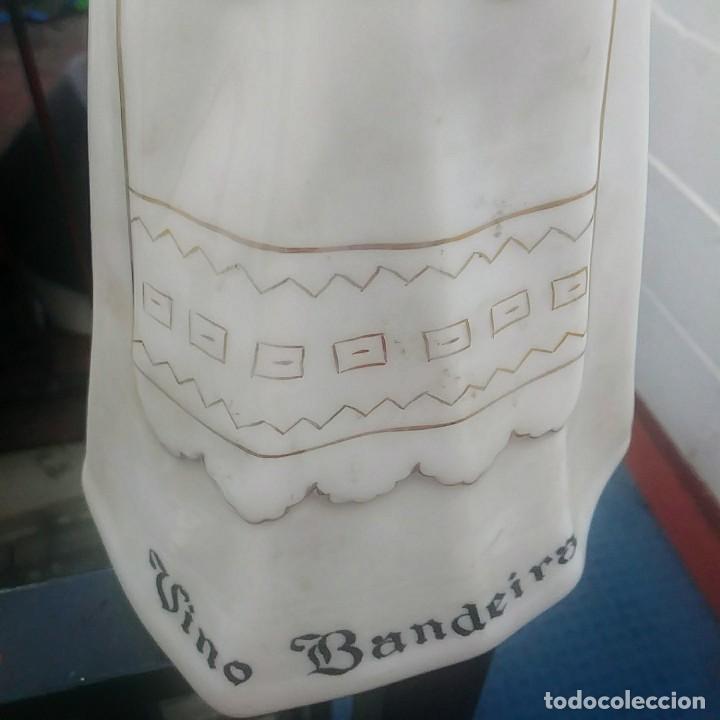 Antigüedades: PORCELANA VINO BANDEIRA. - Foto 2 - 242944720