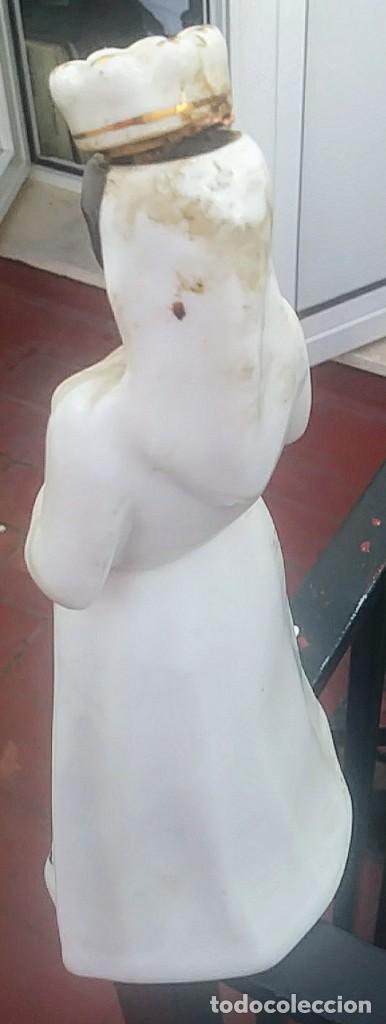 Antigüedades: PORCELANA VINO BANDEIRA. - Foto 3 - 242944720