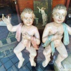 Antigüedades: ANGELOTES SIGLO XVII. Lote 242963560