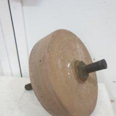 Antigüedades: PIEDRA DE AMOLADORA. Lote 242985205