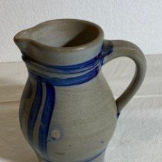 Antigüedades: JARRA ALEMANA DE CERVEZA EN GRES. Lote 242998820