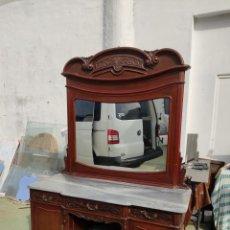 Antigüedades: MUEBLE TOVADOR ARTENOVA-MODERNISTA. Lote 243017190