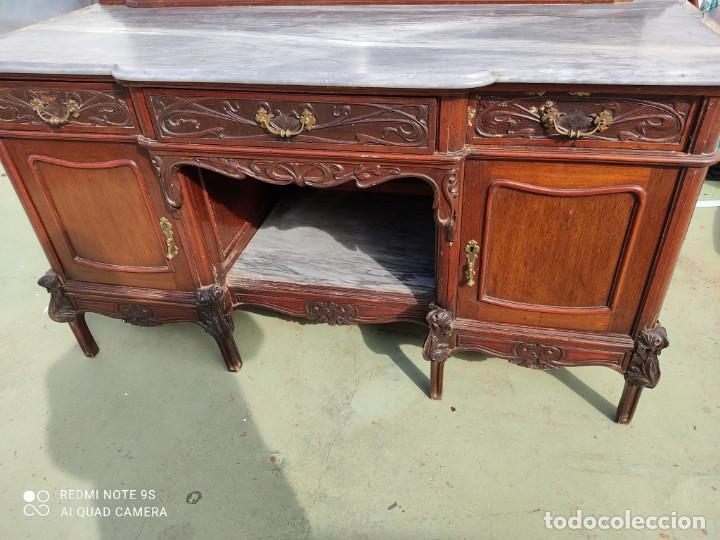 Antigüedades: mueble tovador artenova-modernista - Foto 2 - 243017190