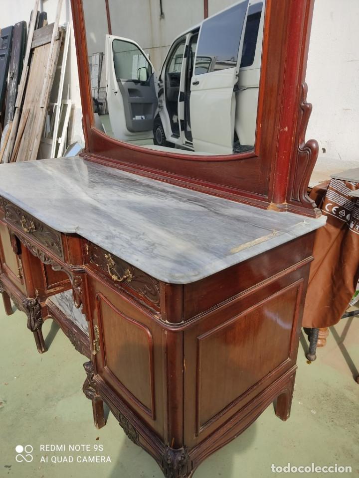 Antigüedades: mueble tovador artenova-modernista - Foto 3 - 243017190