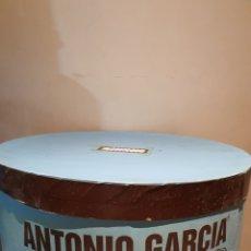 Antigüedades: BONITO SOMBRERO ANTIGUO ANTONIO GARCIA. Lote 243083905