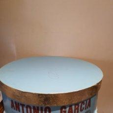Antigüedades: BONITO SOMBRERO ANTIGUO ANTONIO GARCIA. Lote 243084420