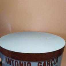 Antigüedades: BONITO SOMBRERO ANTIGUO ANTONIO GARCIA. Lote 243085015