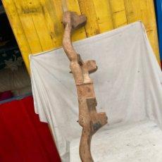 Antiquités: ANTIGUO YUGO DE BUEY!TODO DE MADERA!. Lote 243215985