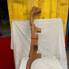 Antiquités: ANTIGUO YUGO DE BUEY!. Lote 243266635