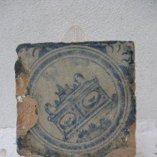 Antigüedades: AZULEJO SIGLO XVIII (TRIANA). Lote 243276875