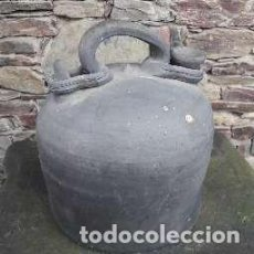 Antigüedades: ALFARERIA CÁNTARO BOTIJO EMBARCACION S XX. Lote 243288560