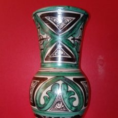 Antigüedades: GORRIZ - TERUEL - JARRON DE CERAMICA -. Lote 243407295