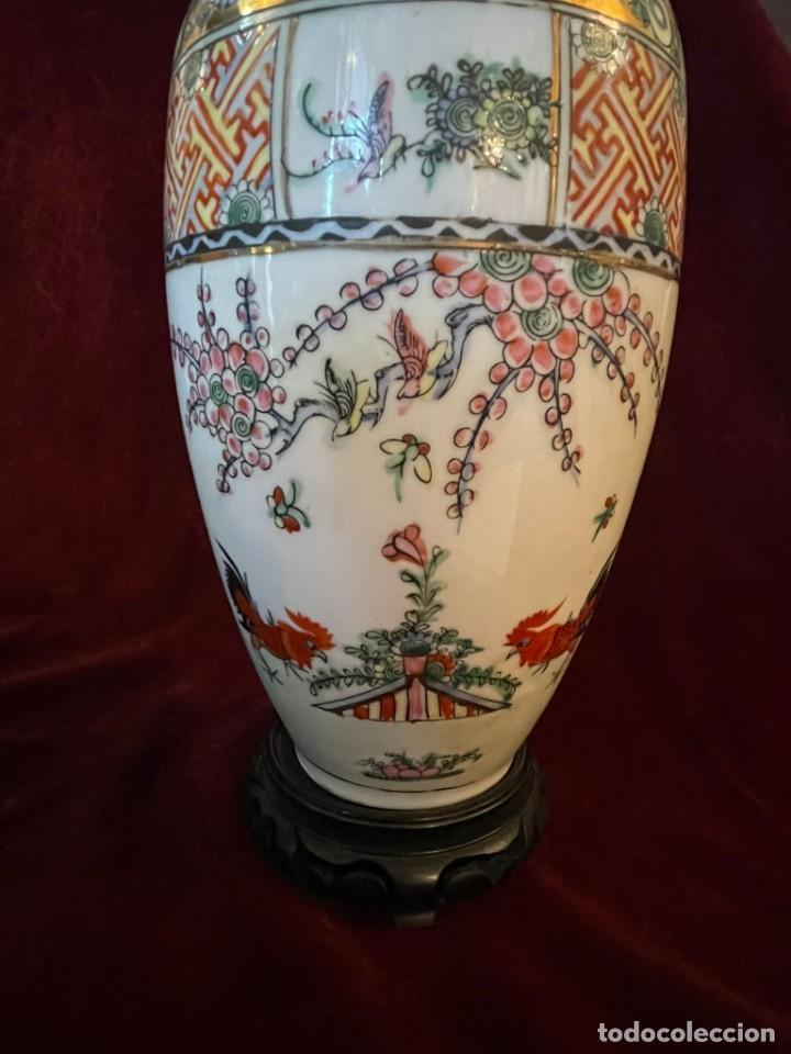 Antigüedades: Jarrones Macau - Foto 3 - 243411080