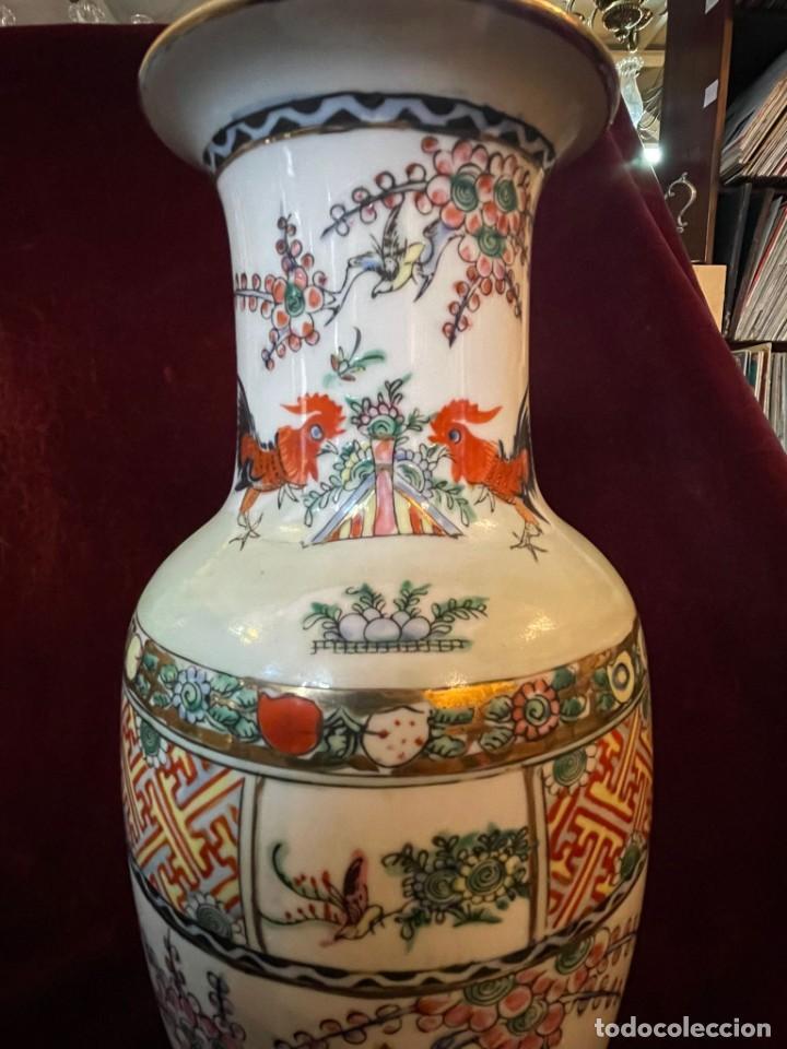 Antigüedades: Jarrones Macau - Foto 4 - 243411080