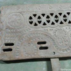 Antigüedades: YUGO BUEYES PORTUGUES ANTIGUO. Lote 243419050