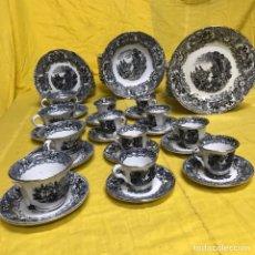 Antigüedades: VAJILLA PICKMAN SEVILLA VISTAS. Lote 243471650