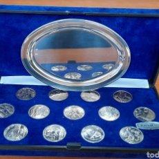 Antigüedades: ARRAS DE PLATA 925 CON CONTRASTE . VER FOTOS.. Lote 243529900
