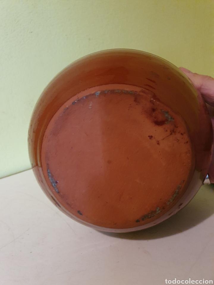 Antigüedades: BONITO JOYERO REALIZADO EN CERÁMICA - Foto 5 - 243604610
