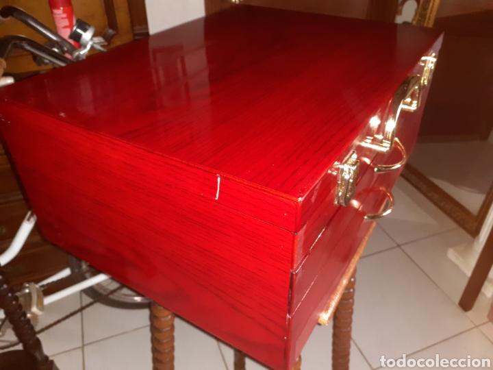 Antigüedades: Caja/Maletin Expositor. Muy buen estado - Foto 4 - 243605105