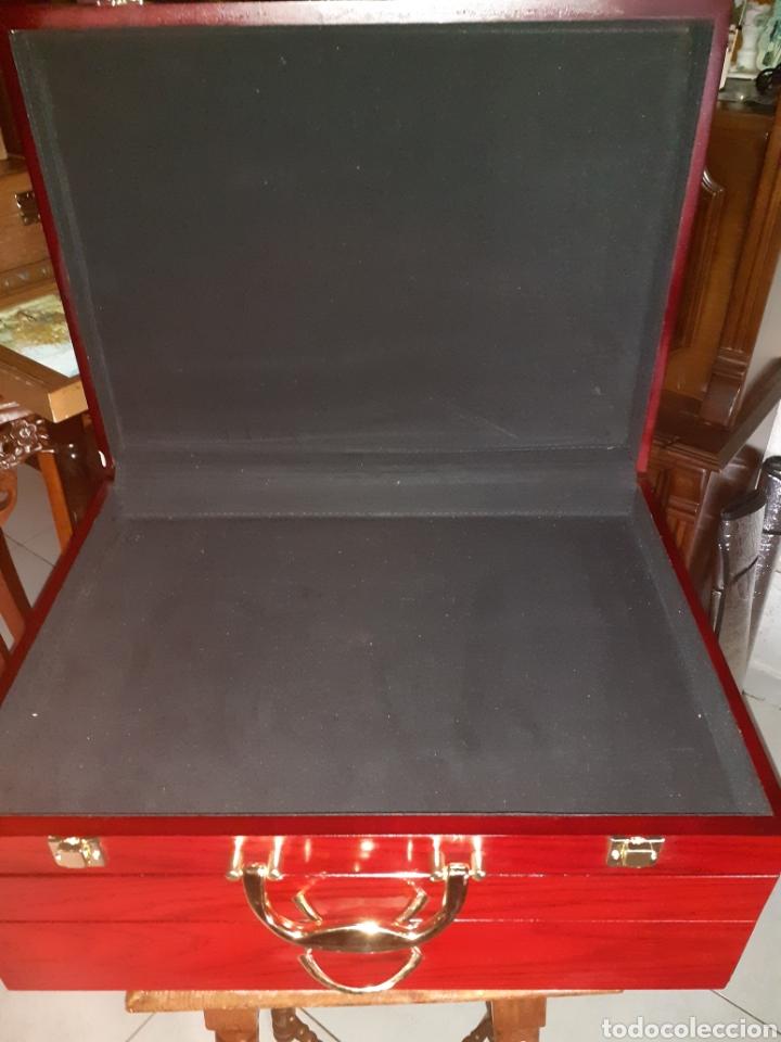 Antigüedades: Caja/Maletin Expositor. Muy buen estado - Foto 6 - 243605105