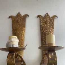 Antigüedades: ANTIGUOS APLIQUES. Lote 243631090