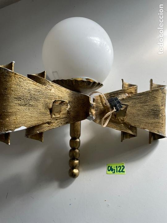 Antigüedades: Antiguo aplique - Foto 4 - 243631805