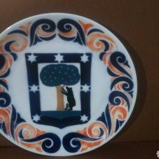 Antigüedades: PLATO SEMINARIO SARGADELOS O CASTRO ESCUDO MADRID. Lote 243864255