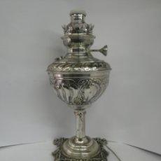 Antigüedades: BONITO QUINQUE ANTIGUO. Lote 243865600