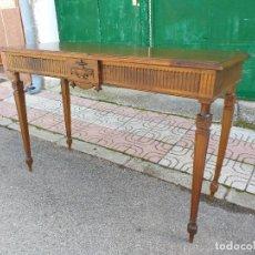 Antigüedades: CONSOLA ANTIGUA ESTILO LUIS XVI.. Lote 243883670