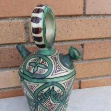 Antigüedades: BOTIJO PUNTER. Lote 243923125