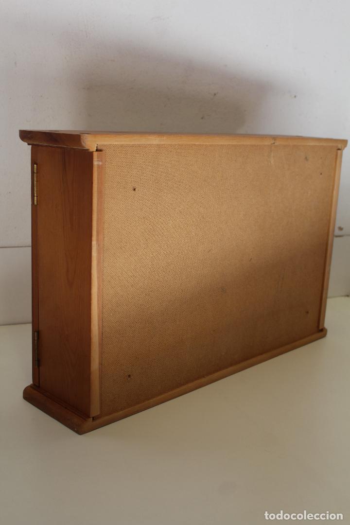 Antigüedades: armario repisa con espejo - Foto 4 - 243957385