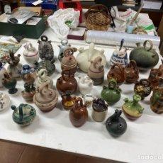 Antigüedades: LOTE BOTIJOS. Lote 243971205