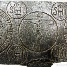 Antigüedades: HOSTIARIO DEL SIGLO XV. Lote 243991035