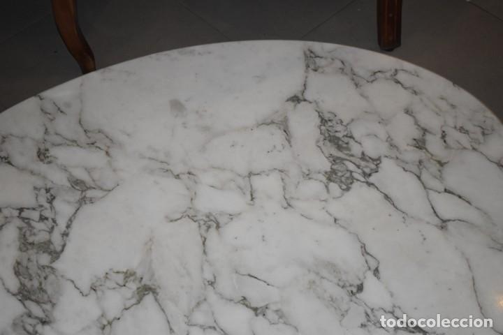 Antigüedades: PRECIOSO Y MUY ANTIGUO MÁRMOL DE CARRARA BLANCO - Foto 2 - 244014940
