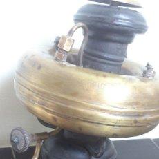 Antigüedades: ANTIGUO FAROL FOCUS FERROVIARIO PETROMAX (BADALONA). PIEZA DE ALTA COLECCIÓN.. Lote 244185600