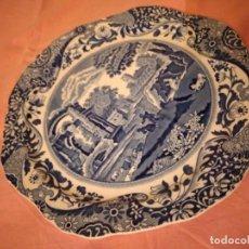 Antigüedades: PLATO DE PORCELANA COPELAND SPODE ITALIAN ENGLAND.. Lote 244435405