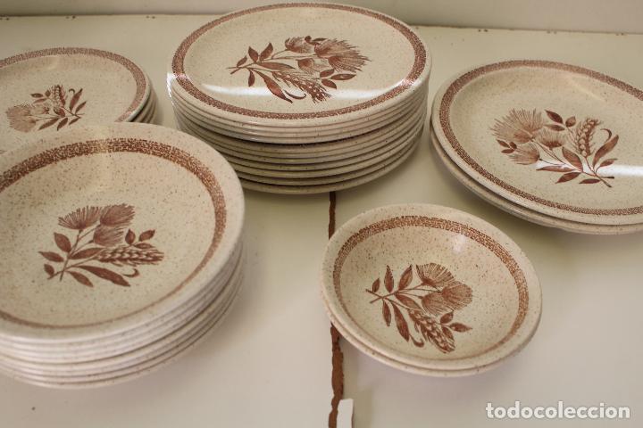 Antigüedades: lote de vajilla churchill - england - Foto 3 - 244463990