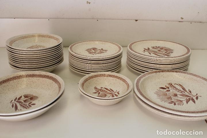 Antigüedades: lote de vajilla churchill - england - Foto 6 - 244463990