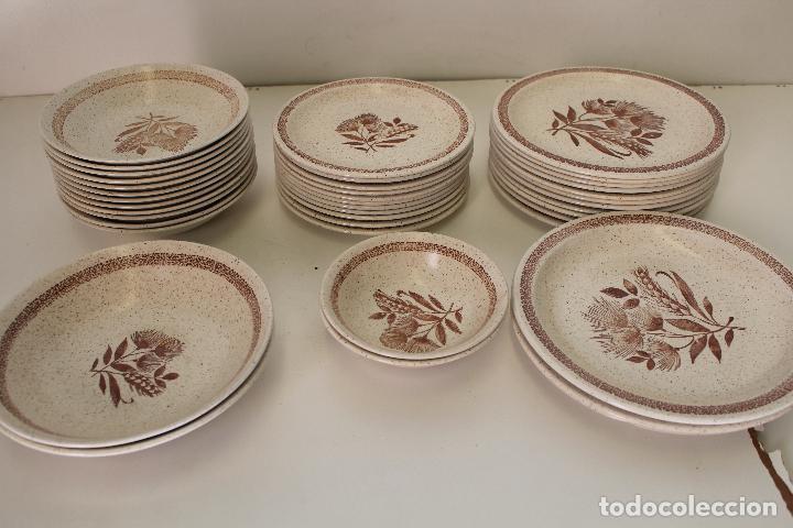 Antigüedades: lote de vajilla churchill - england - Foto 7 - 244463990