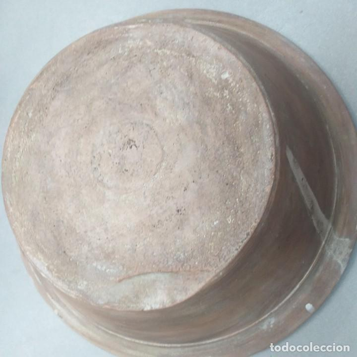 Antigüedades: lebrillo de fajalauza 45 cm. Vean fotos - Foto 4 - 244475110