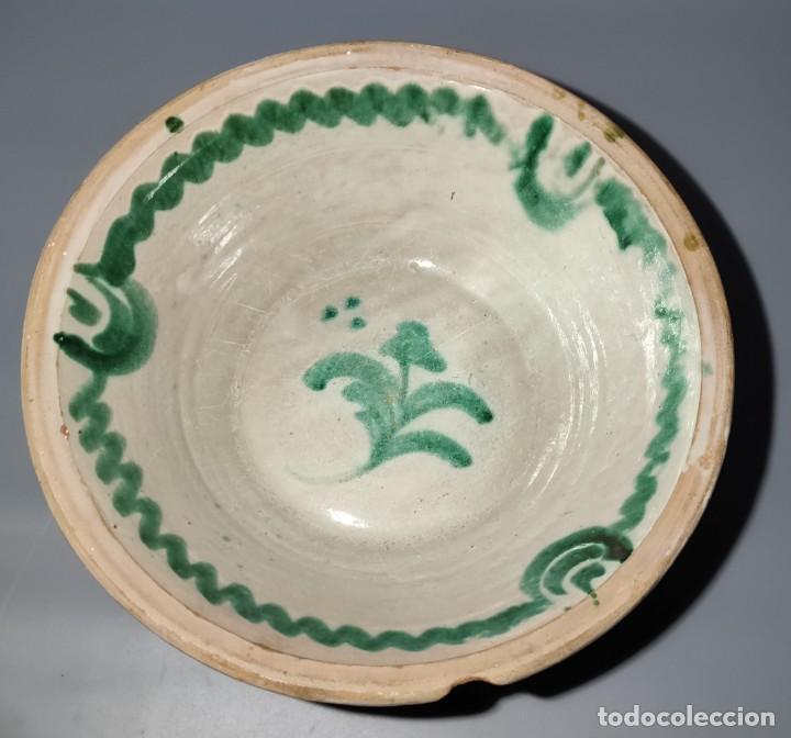 ANTIGUO LEBRILLO DE FAJALAUZA (Antigüedades - Porcelanas y Cerámicas - Fajalauza)