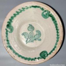 Antigüedades: ANTIGUO LEBRILLO DE FAJALAUZA. Lote 244481715
