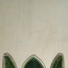 Antigüedades: CAPILLA/TRÍPTICO.. Lote 244501630