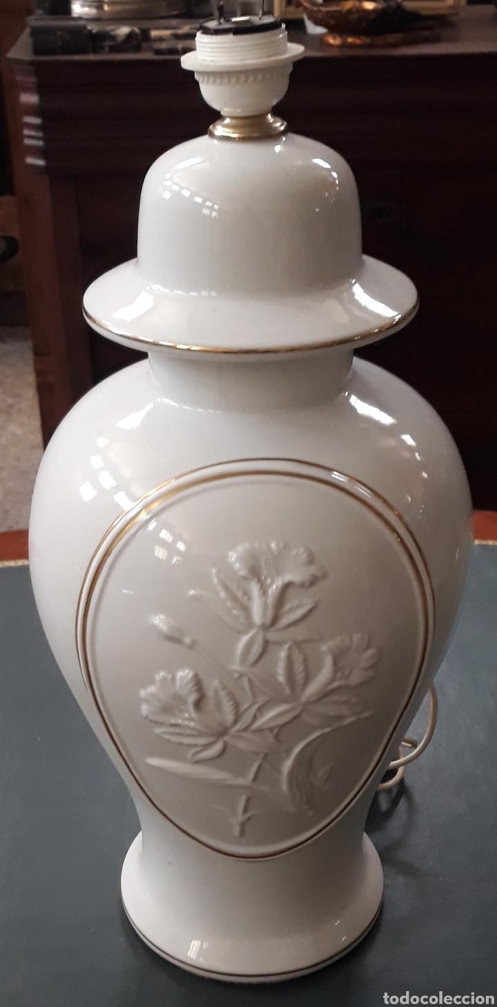LAMPARA JARRÓN (Antigüedades - Iluminación - Lámparas Antiguas)