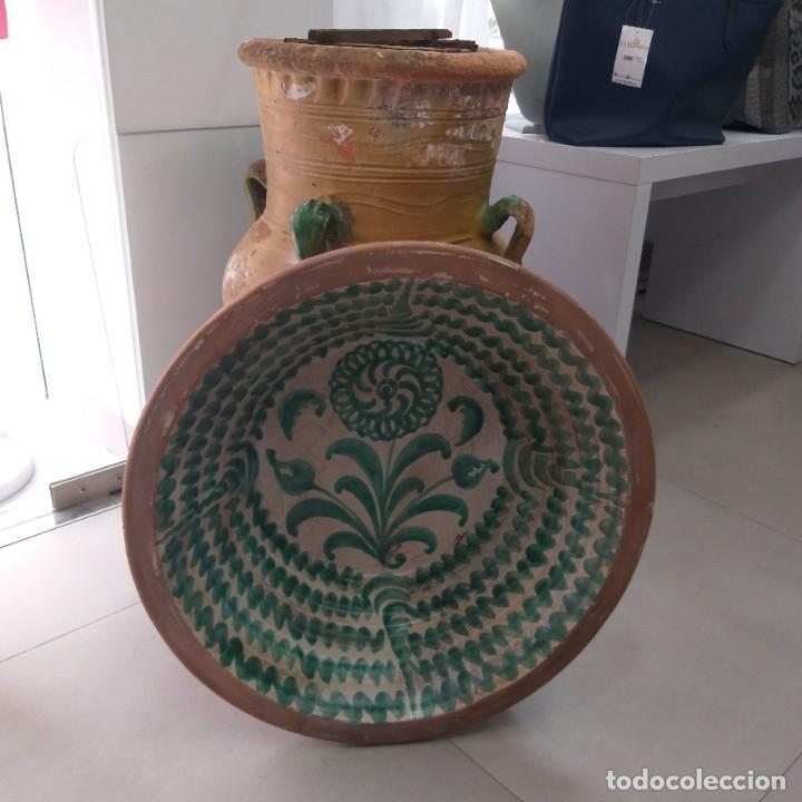 Antigüedades: LEBRILLO DE GRANADA 58 cm. - Foto 2 - 244512135