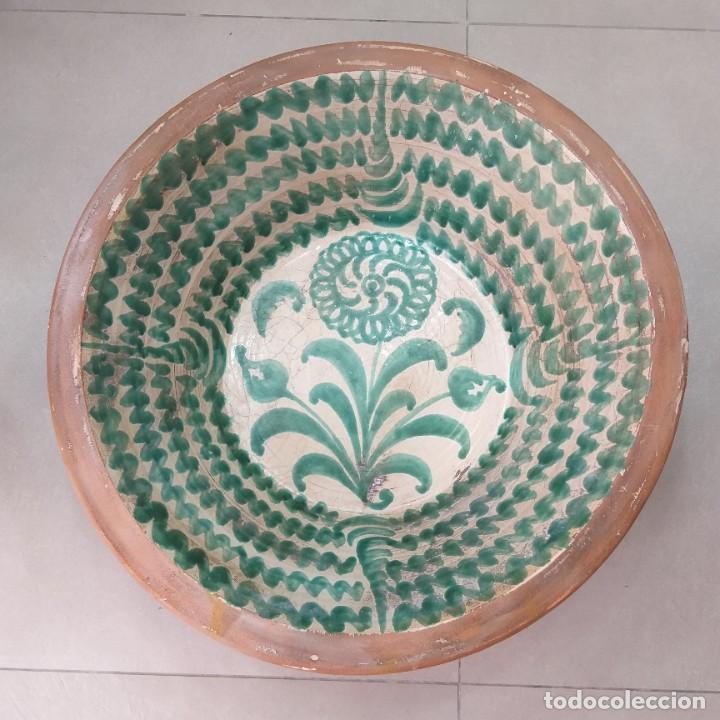 Antigüedades: LEBRILLO DE GRANADA 58 cm. - Foto 3 - 244512135